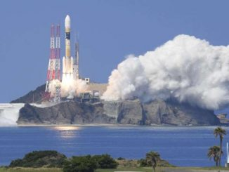اليابان تطلق قمر صناعي لتحديد المواقع الجغرافية