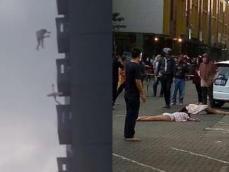 شقيقتان انتحار اندونيسيا