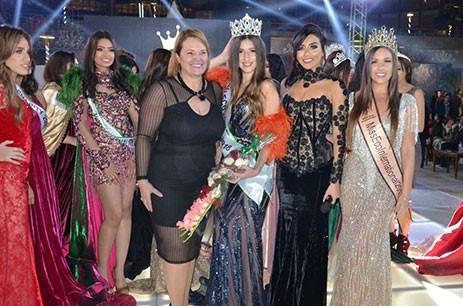 بالصور نوران ماجد تحصد لقب ملكة جمال مصر للسياحة والبيئة 2018
