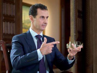 بشار الأسد قوات سوريا الديمقراطية