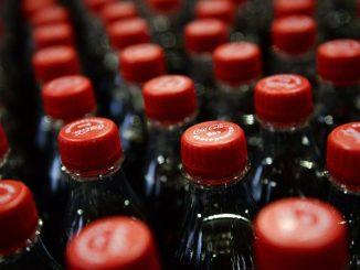 شركات إنتاج المشروبات الغازية