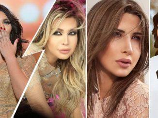نجمات الغناء العربي
