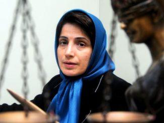 المحامية الإيرانية