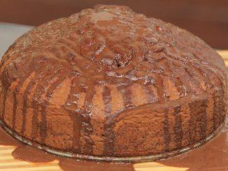 الكيكة المجنونة