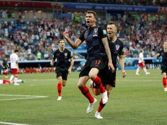 المنتخب الكرواتي