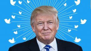 ترامب وتطبيق تويتر
