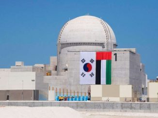 مفاعل البراكة