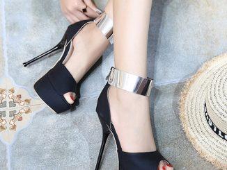 أحذية البلاتفورم