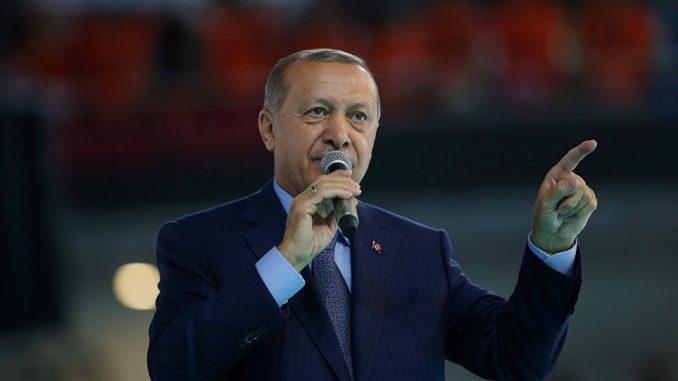 الرئيس رجب طيب أردوغان