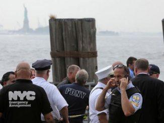 ميناء نيويورك