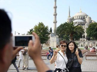 السيّاح الصينيين