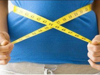 الدهون المتراكمة في البطن