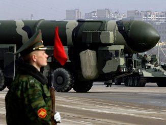 أسلحة نووية