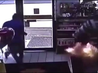 انفجار سيجارة الكترونية