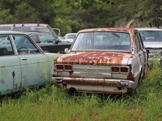 السيارات الأكثر عرضة للصدأ