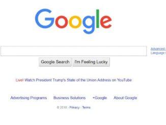 غوغل ترامب