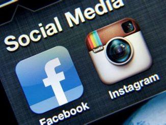 فيسبوك وإنستغرام
