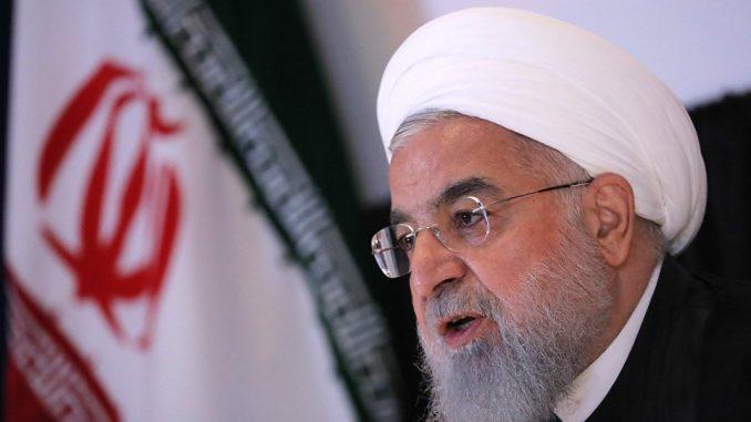 الرئيس الإيراني