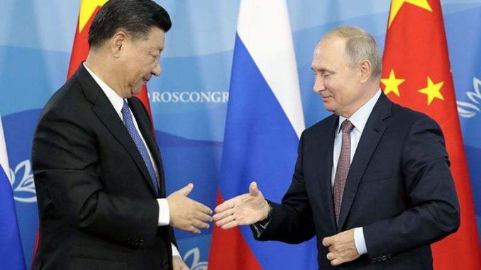 روسيا والصين