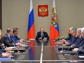 الرئاسة الروسية