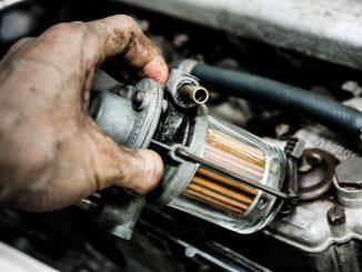 صفاية البنزين