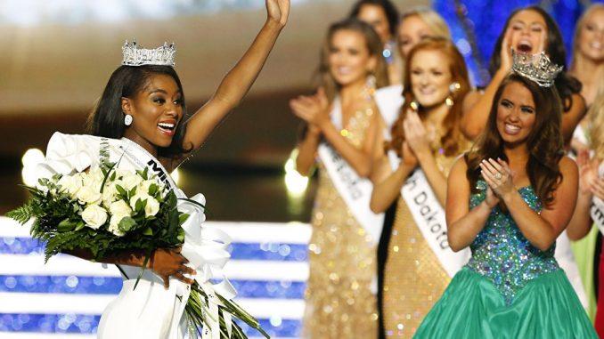 ملكة جمال أمريكا