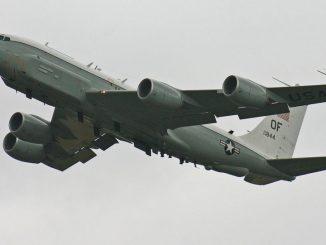 طائرة استطلاعية أمريكية